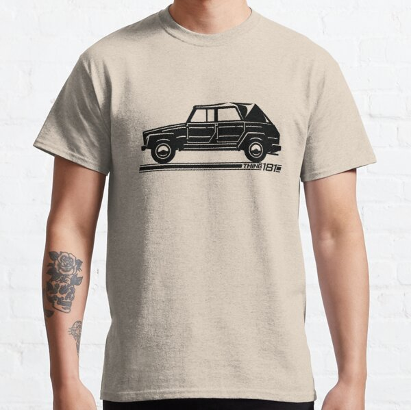 The Thing 181 Profile Classic T-Shirt