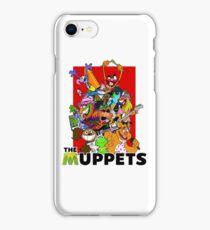 The Muppets Cartoon iPhone Case/Skin