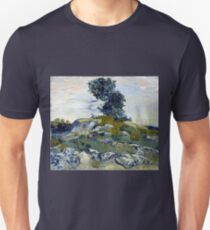 Vincent van Gogh The Rocks T-Shirt