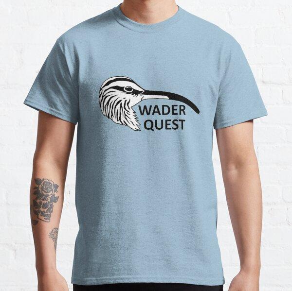 Wader Quest - Logo Classic T-Shirt