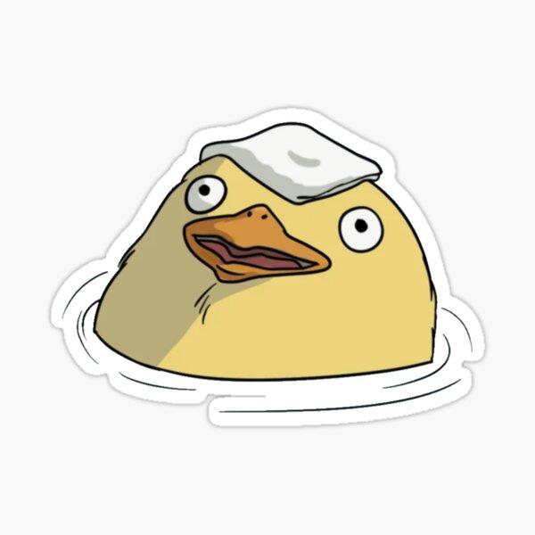 bon canard Sticker