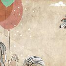 Goodbye, child by art-mella