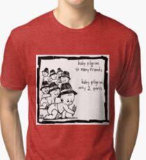 Baby Pilgrim So Many Friends Tri-blend T-Shirt