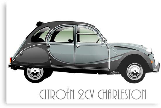 2cv charleston grey