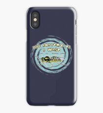 The Anatomy of a Wasp iPhone Case