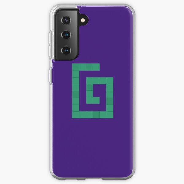 Karl symbol logo skin Samsung Galaxy Soft Case