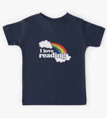 I love reading  Kids Tee