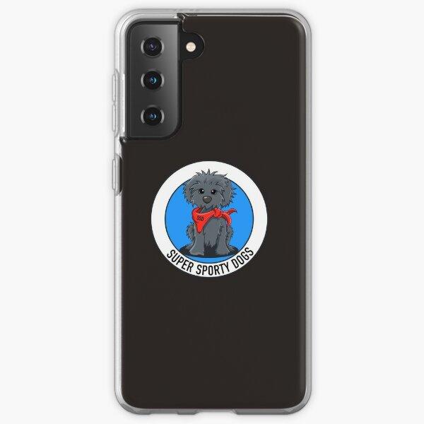 Sporty Dog Samsung Galaxy Soft Case