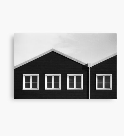Three quarters Canvas Print