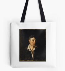 Portrait of a Man (Richard Creifelds), . Tote Bag