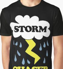 Storm Chaser  Graphic T-Shirt