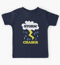 Storm Chaser  Kids Tee