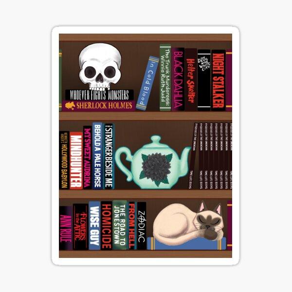 Murderino Book Club Sticker