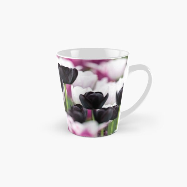 Deeply Rich Purple Tall Mug