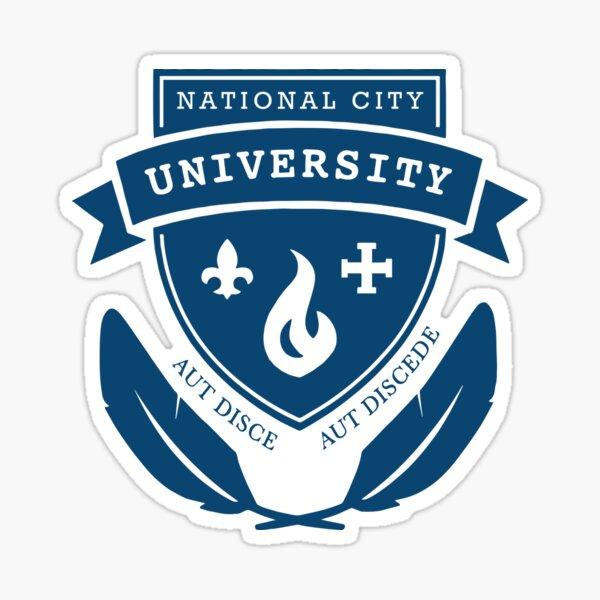 Universidad Nacional de la Ciudad Pegatina