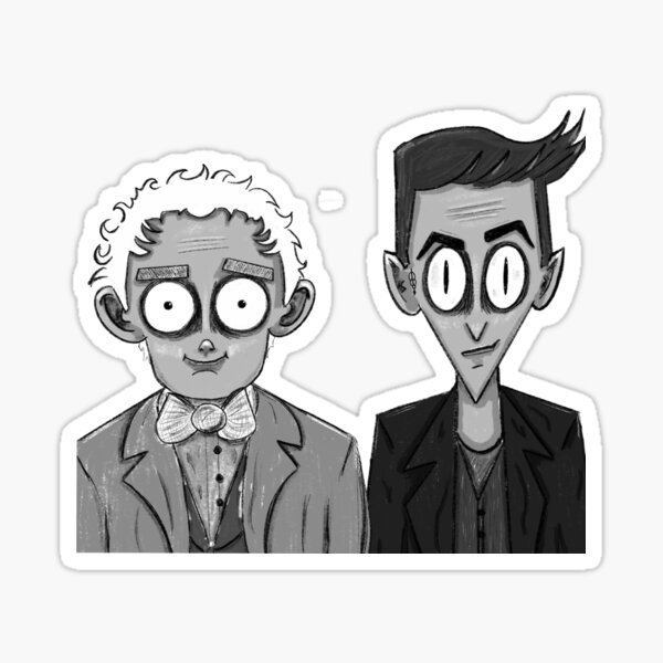 Nightmare Husbands Sticker