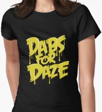 Dabs for Daze Women's Fitted T-Shirt