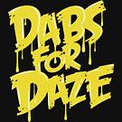 «Dabs para Daze» de kushcoast
