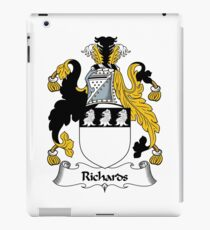 Richards Coat of Arms / Richards Family Crest iPad Case/Skin