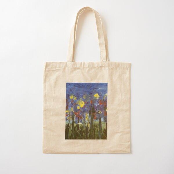 Summer Radiance Cotton Tote Bag