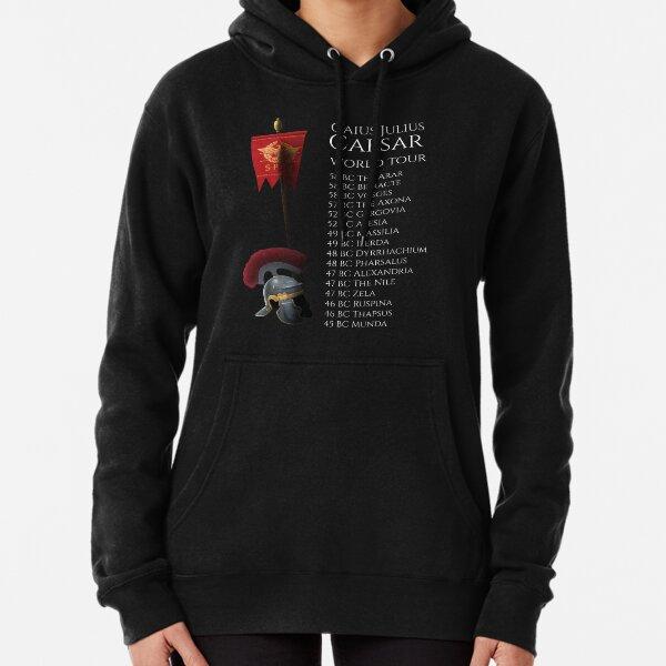 Gaius Julius Caesar World Tour Pullover Hoodie