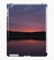 Colourful sunrise iPad Case/Skin