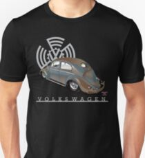 Split Window Bug Unisex T-Shirt