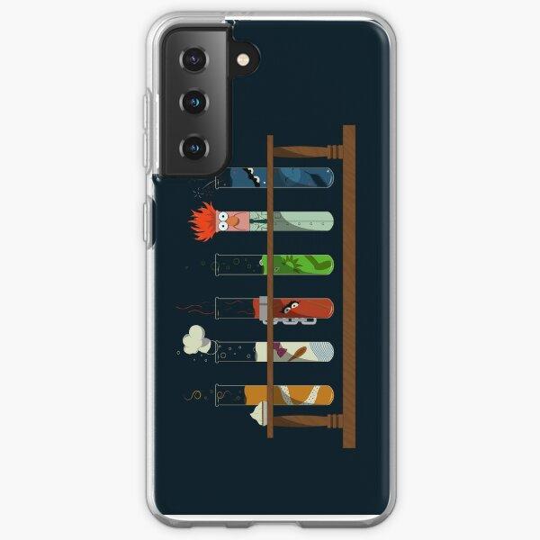 Muppet Science - Chemistry  Samsung Galaxy Soft Case