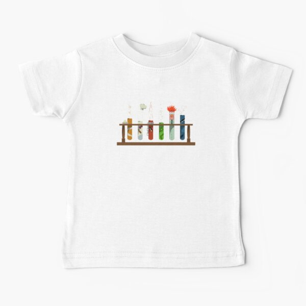 Muppet Science - Chemistry  Baby T-Shirt