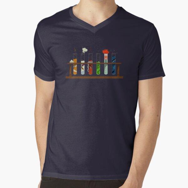 Muppet Science - Chemistry  V-Neck T-Shirt
