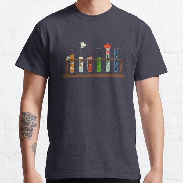 Ciencia de los Muppets - Química Camiseta clásica