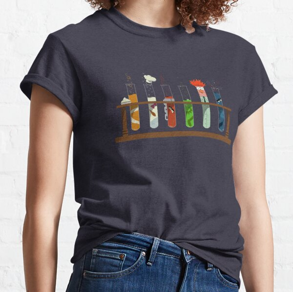 Muppet Science - Chemie Classic T-Shirt