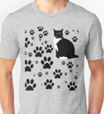 i love the purrryng CATS Unisex T-Shirt