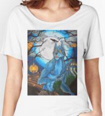 Halloween Werewolf  Women's Relaxed Fit T-Shirt