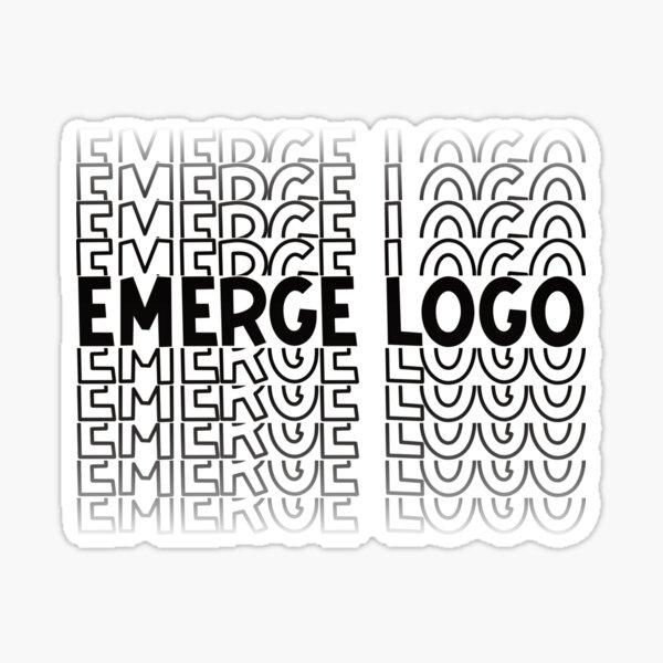 EmergeLogo Sticker