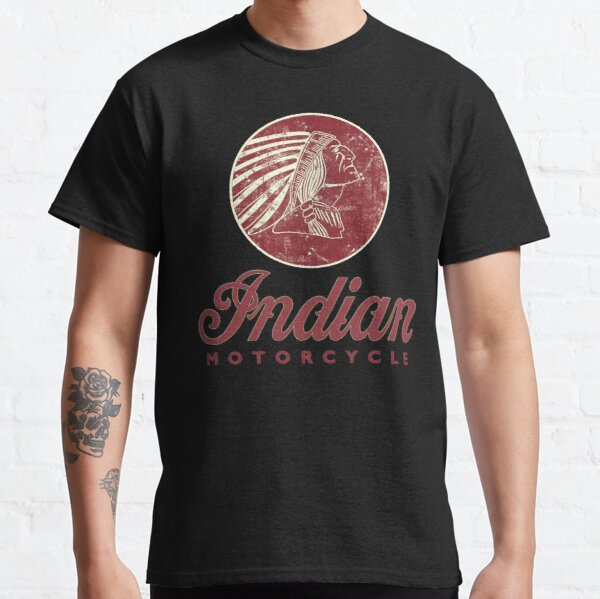 Indian Motorcycle T-shirt classique