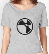 THE FOUNDRY - NUKE Women's Relaxed Fit T-Shirt