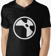 THE FOUNDRY - NUKE Men's V-Neck T-Shirt