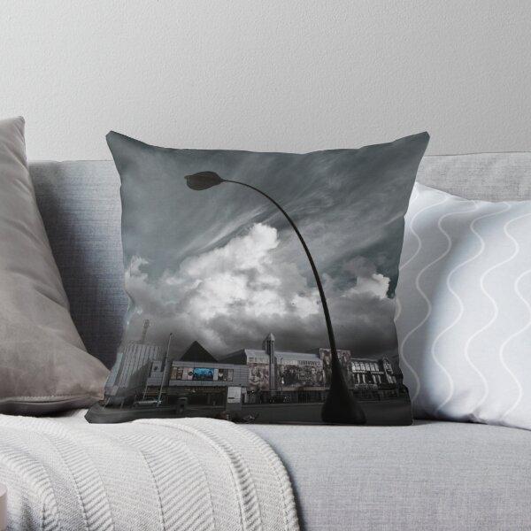 Blackpool 3 Throw Pillow