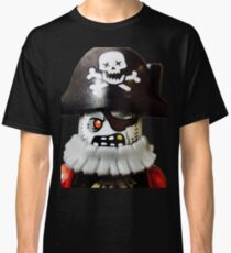 Lego Zombie Pirate minifigure Classic T-Shirt