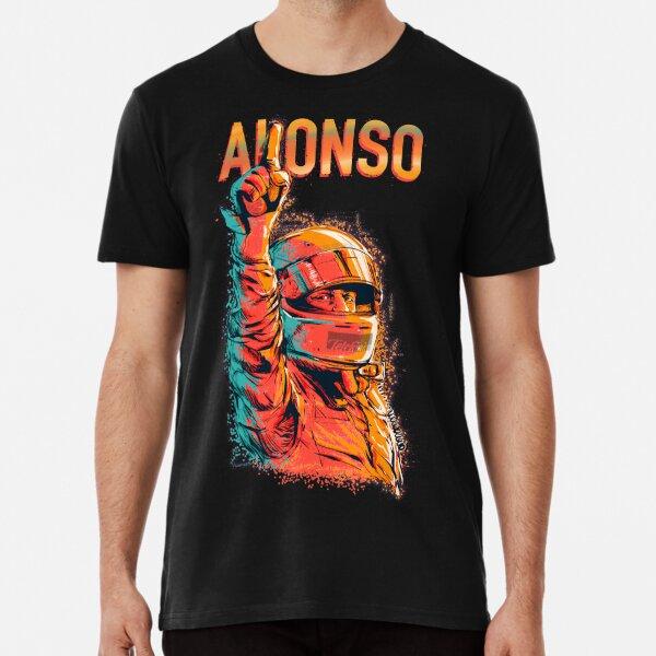 Fernando Alonso 2021 Camiseta premium