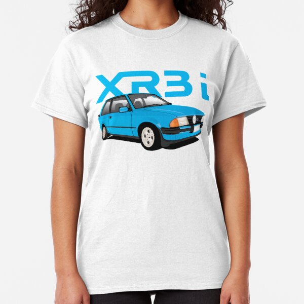 Sierra RS Cosworth t shirt Spec boy racer mens top  petrol head Vintage tee