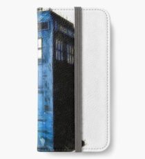 Time And Relative Dimension In Space iPhone Wallet/Case/Skin