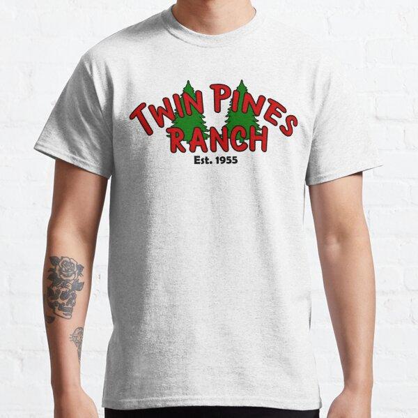 Twin Pines Ranch -  Est 1955 Classic T-Shirt