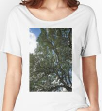 The Intricate Natural Canopy - Vertical Women's Relaxed Fit T-Shirt
