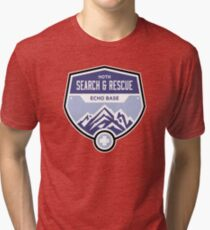 Hoth Search and Rescue Tri-blend T-Shirt