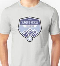 Búsqueda y rescate de Hoth Camiseta ajustada