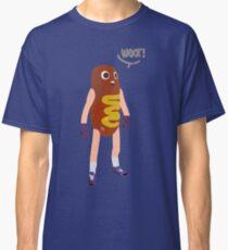 Hot dog man Classic T-Shirt