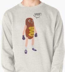 Hot dog man Pullover