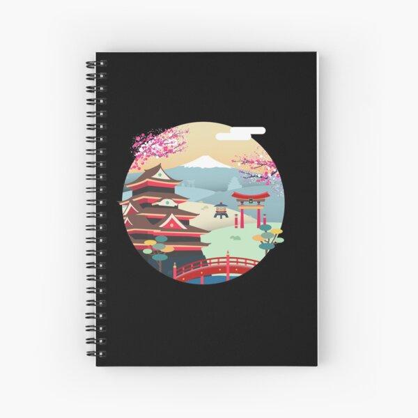 TOKYO, JAPAN!!! Spiral Notebook